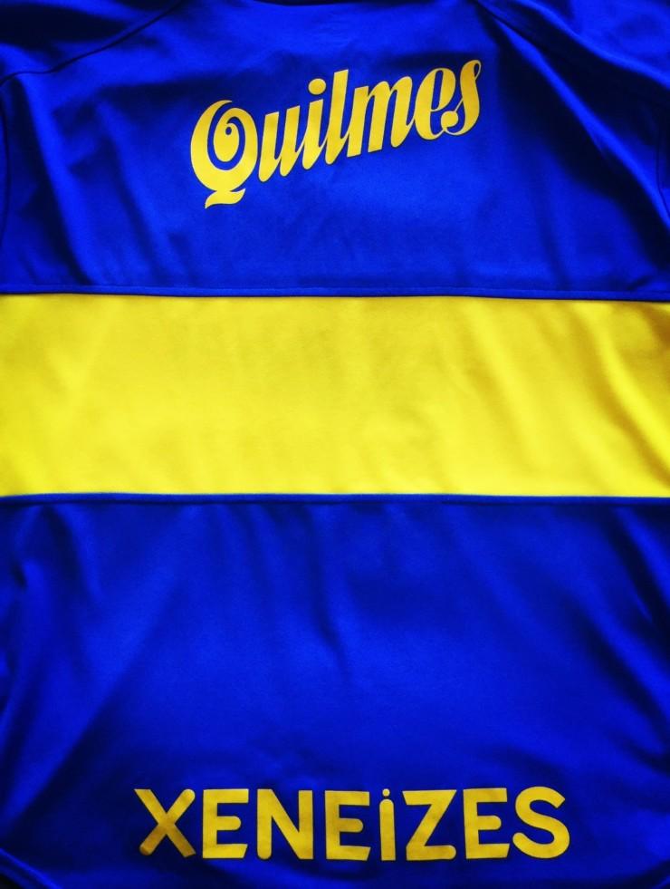 Boca Juniors, Quilmes, Xeneizes