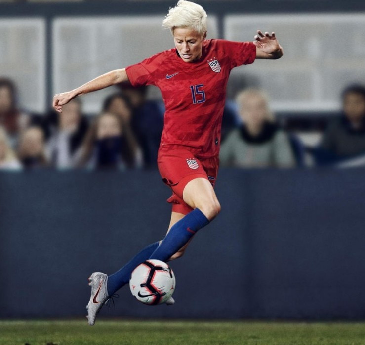 USA, Nike, Women's World Cup, Megan Rapinoe