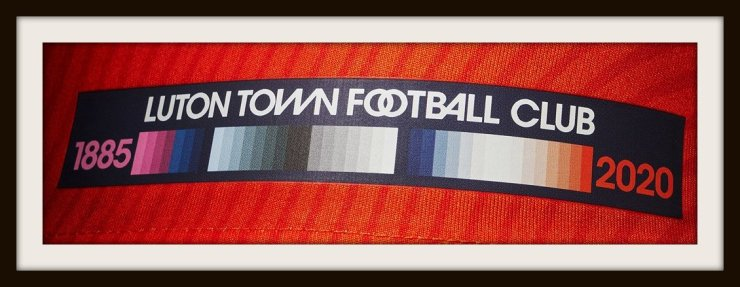 Hatters, Kit, History, Luton Town
