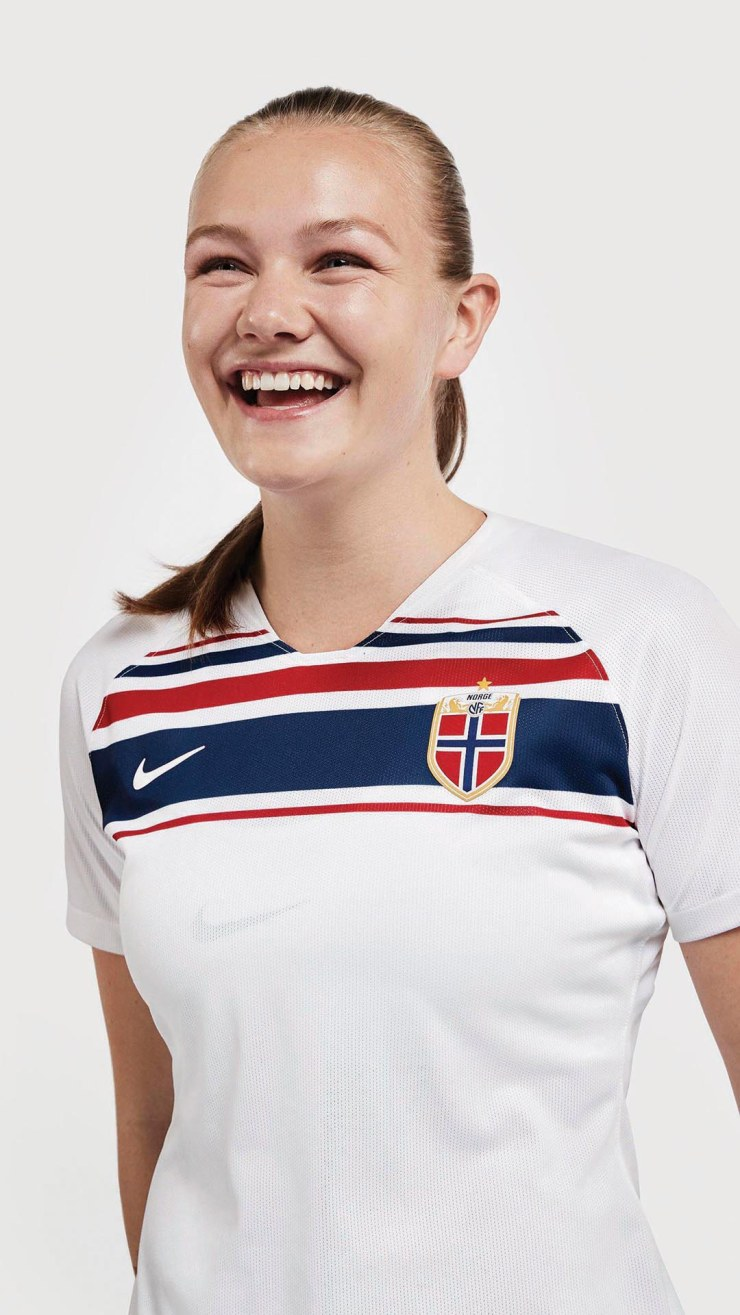 Norway, Away, Kit, Nike