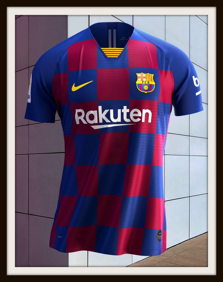Barca, Barcelona, FCB, Kit, Nike,