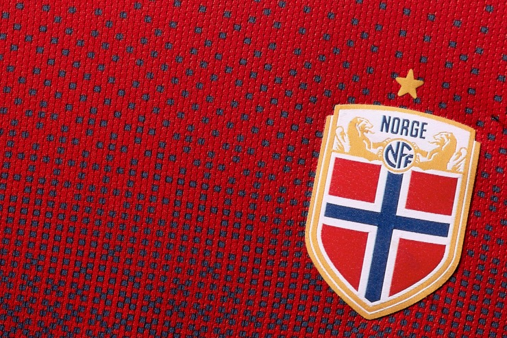 Norway, Nike, Badge, Women, Soccer, Football
