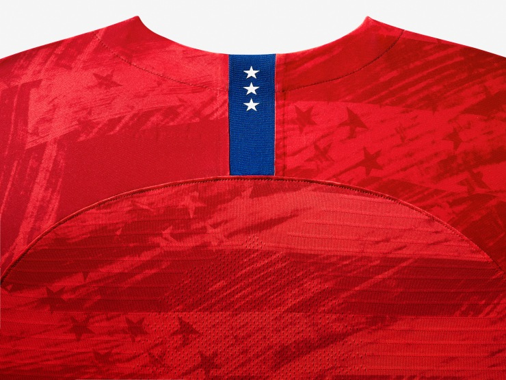 USA, 2019, Nike, Away, Kit