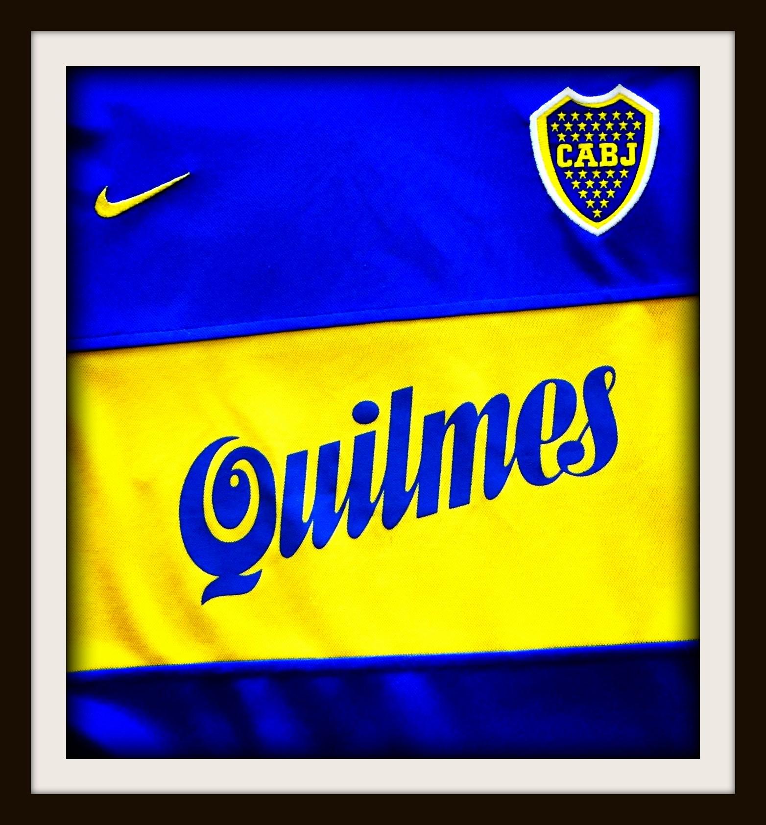 Boca Juniors, Quilmes, Nike