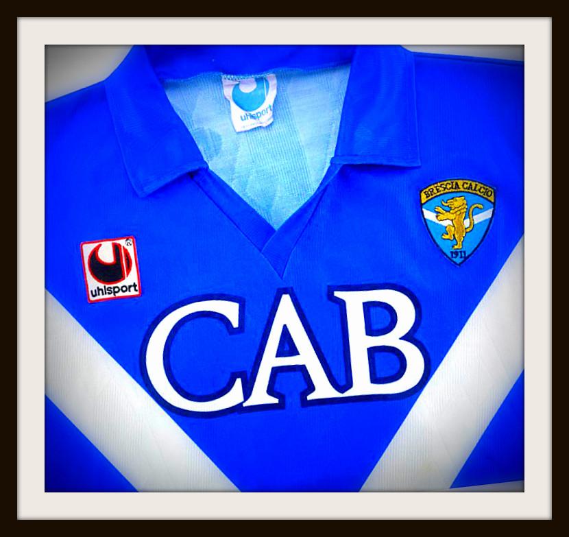 Brescia, Uhlsport, CAB, Serie A, maglia