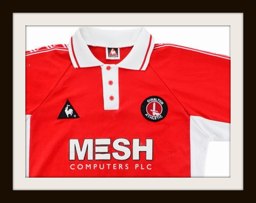 Charlton Athletic, Le Coq Sportif, Mesh Computers