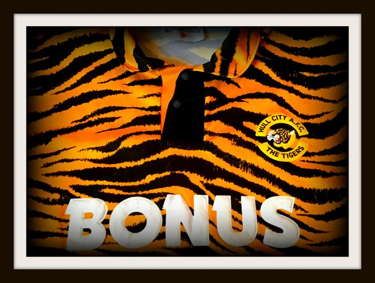 Matchwinner, Hull City, Tiger, kit