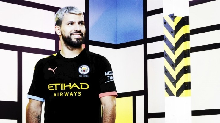 Manchester City, Puma, Away, Kit, Haçienda