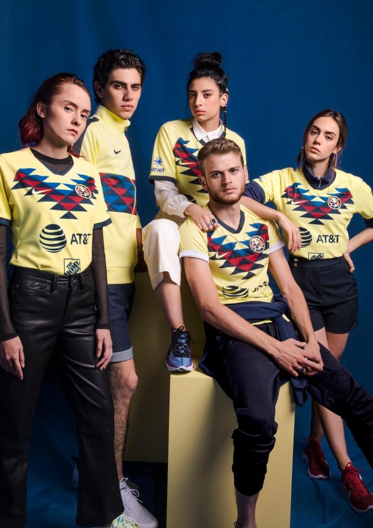 Club América, Nike