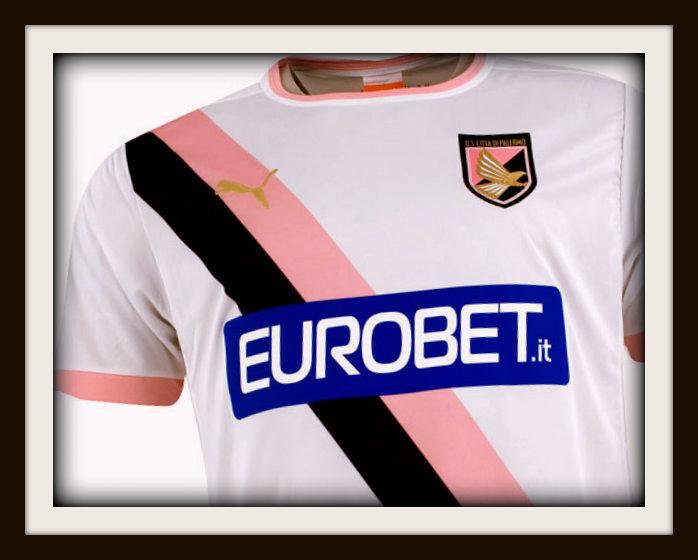 Palermo, Serie A, Calcio, Maglia, Puma