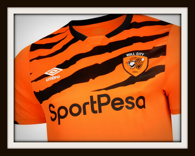 Hull City, Umbro, 2019-2020