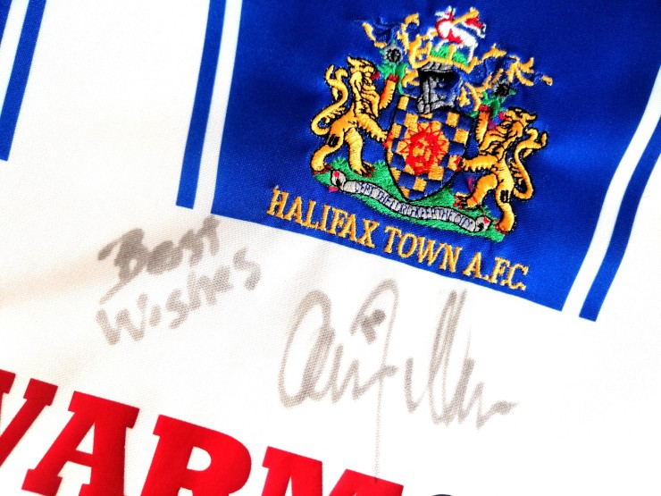 Halifax Town, Lewis Killeen, Shaymen, Errea