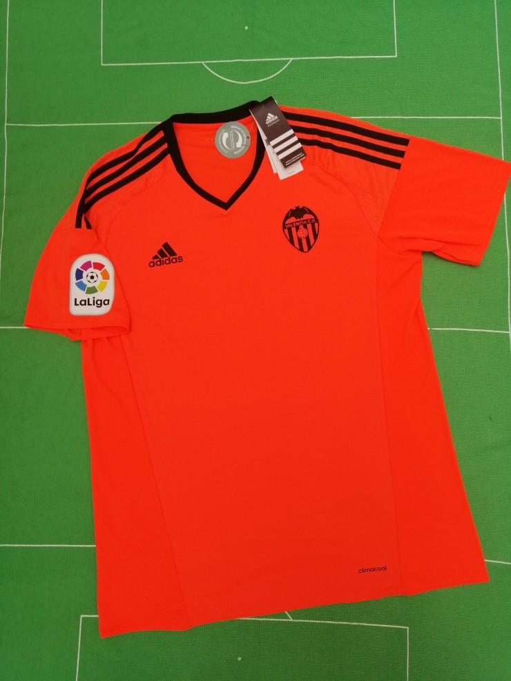 Valencia, 2016-17, 3rd, Kit, Adidas