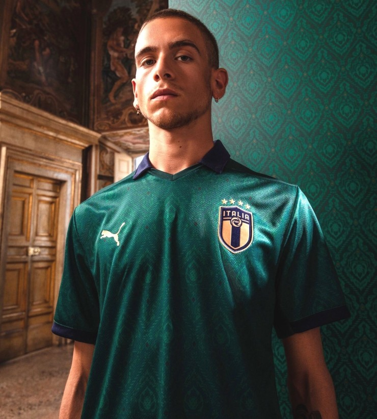 Italy, Puma, Renaissance, Kit, 3rd, Wallpaper