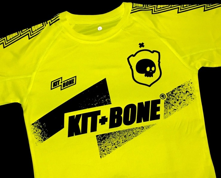 Kit and Bone, Bony, Unofficial Replica, jersey