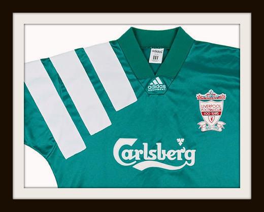 Adidas, Liverpool, 1992, Carlsberg