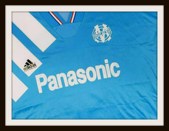 Marseille, Adidas Equipment