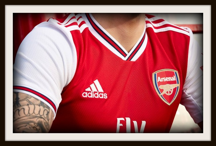 Arsenal, Adidas, 2019-2020