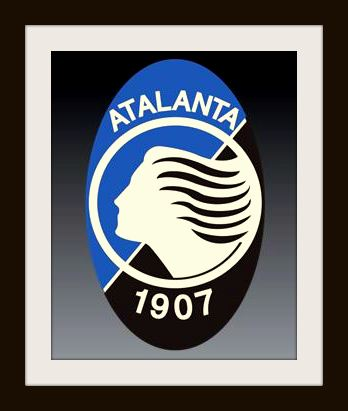 Atalanta, Calcio, badge, crest