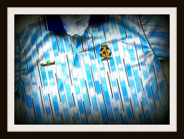 Cambridge United, Away, Vandanel, 1993-94