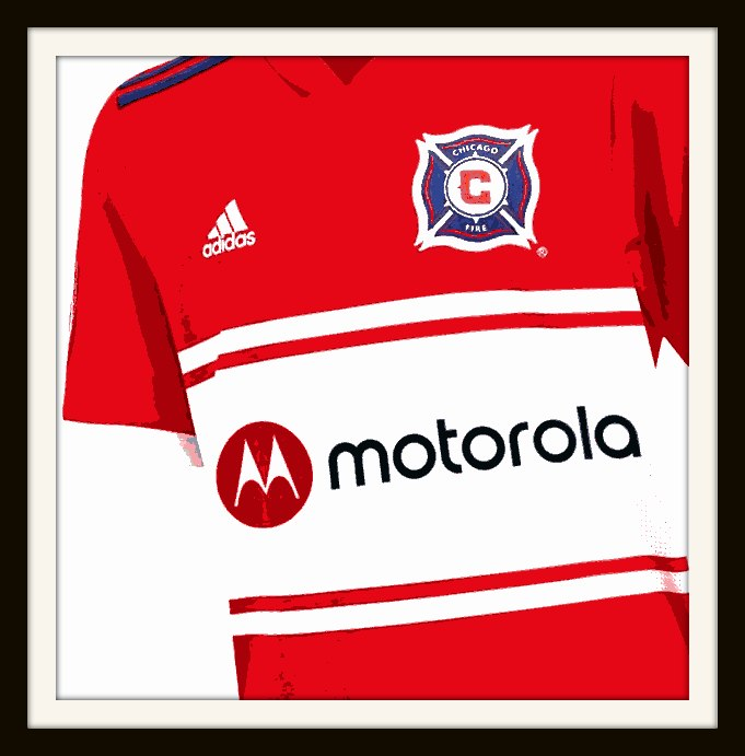 Chicago Fire, 2019, Adidas