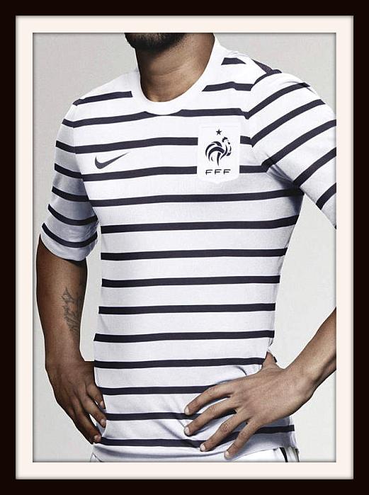 Nike, France, Marinière, maillot