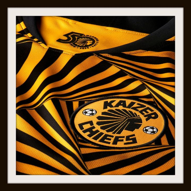 Kaizer Chiefs, Nike, 2019-20, home