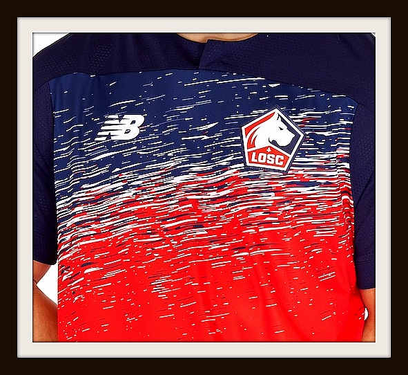 Lille, New Balance, Home
