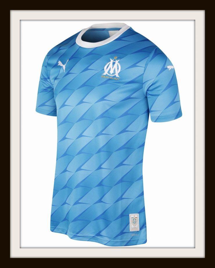 Marseille, away, Puma