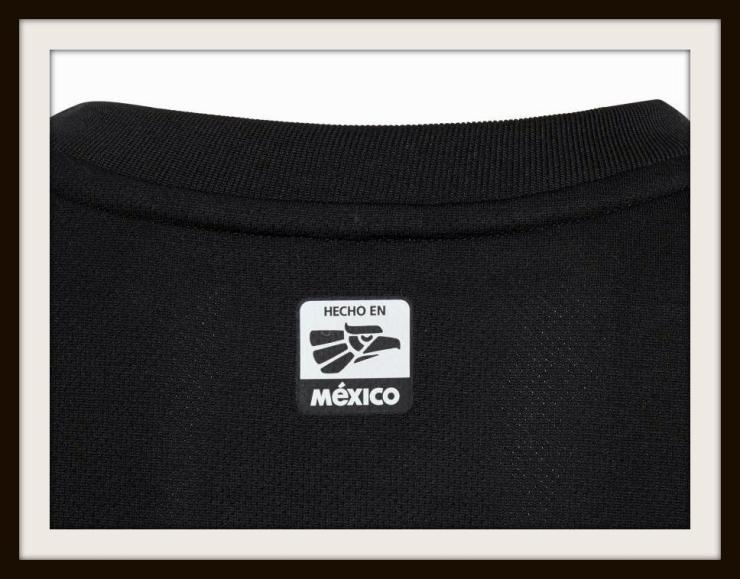 Mexico, Adidas, black