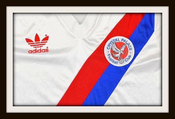Crystal Palace, Adidas, 1980s, Sash