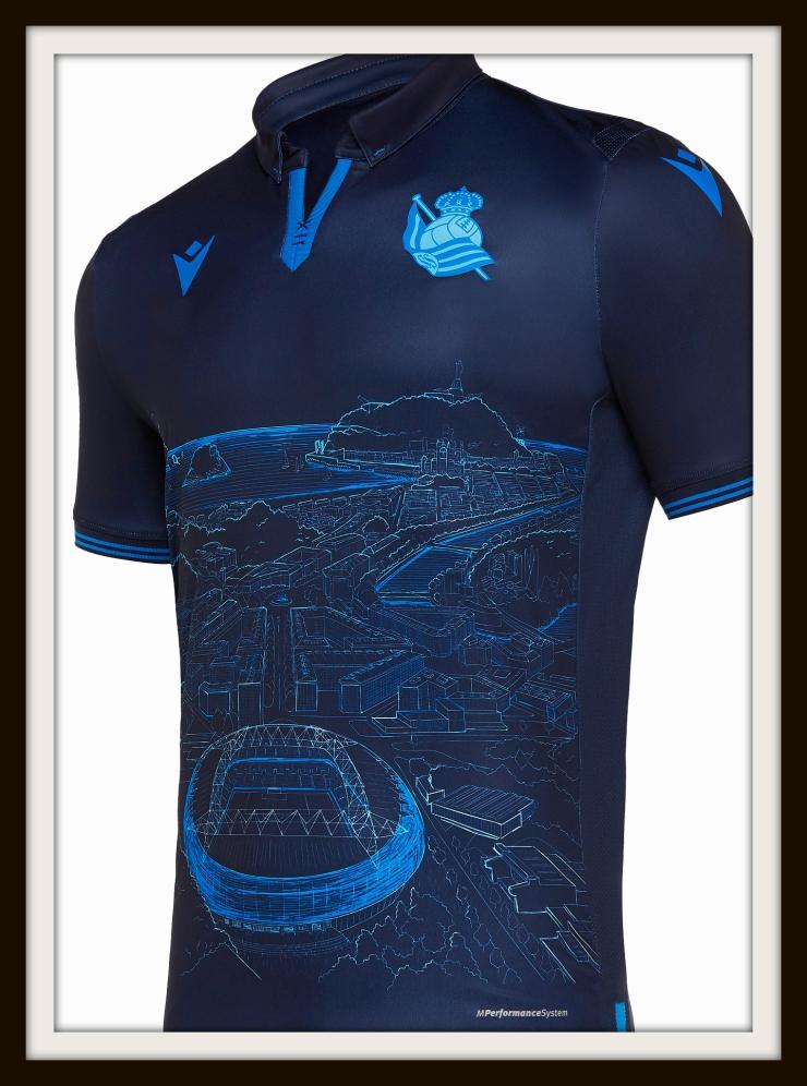 Real Sociedad, special edition, kit, Macron