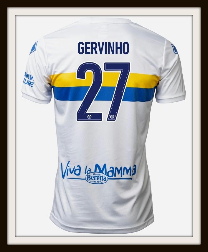 Parma, Calcio, Erreà, AC Parmense, maglia