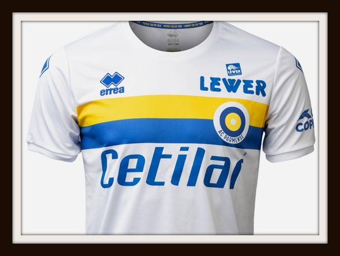 Parma, Calcio, Erreà, AC Parmense