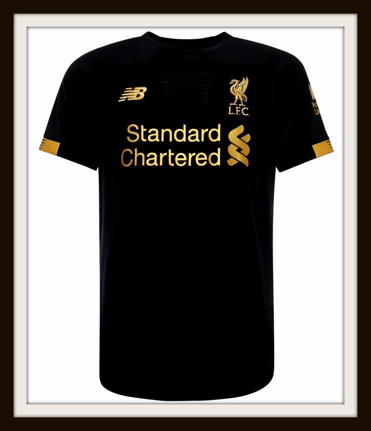 Liverpool, New Balance, goalkeeper, Alisson