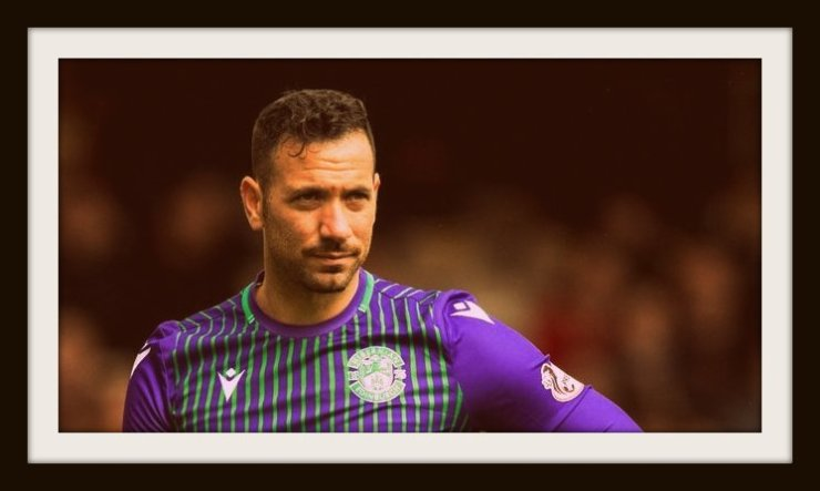 Hibs, Ofir Marciano, Away, kit
