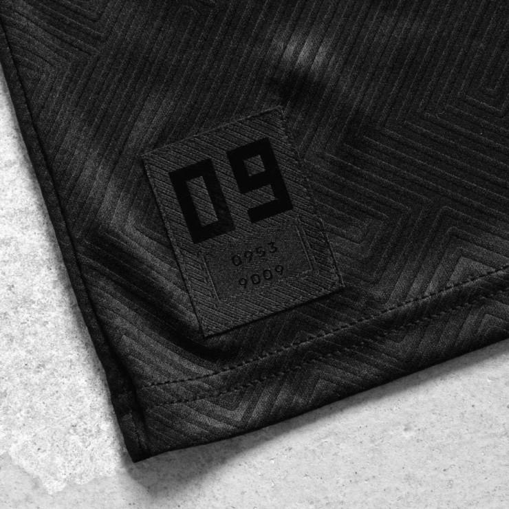 Borussia Dortmund, Puma, blackout, shirt
