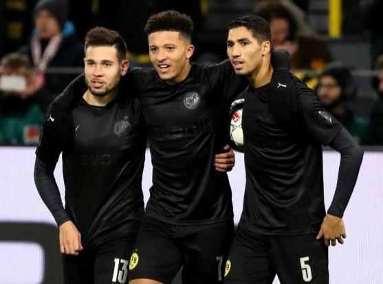 Borussia Dortmund, Puma, blackout
