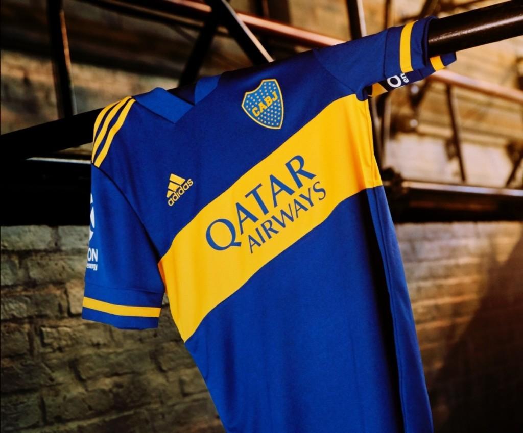 Boca Juniors, Adidas, 2020