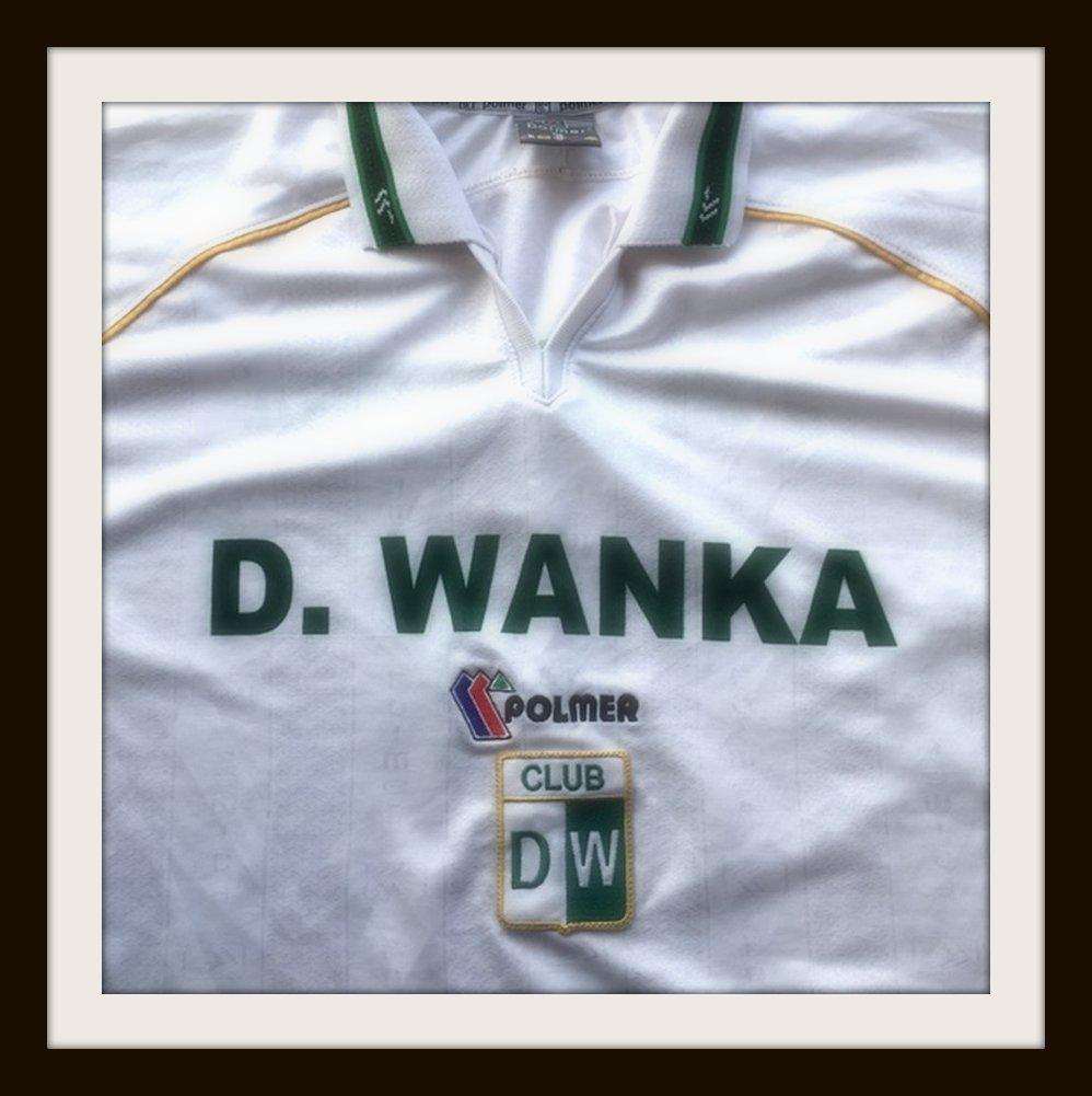 Deportivo Wanka, away, shirt, Polmer