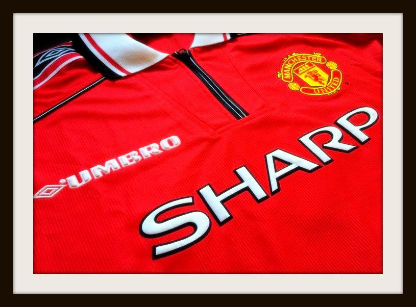 Manchester United, Umbro, Zip, Kit