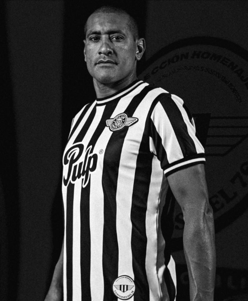 Club Libertad, Camiseta