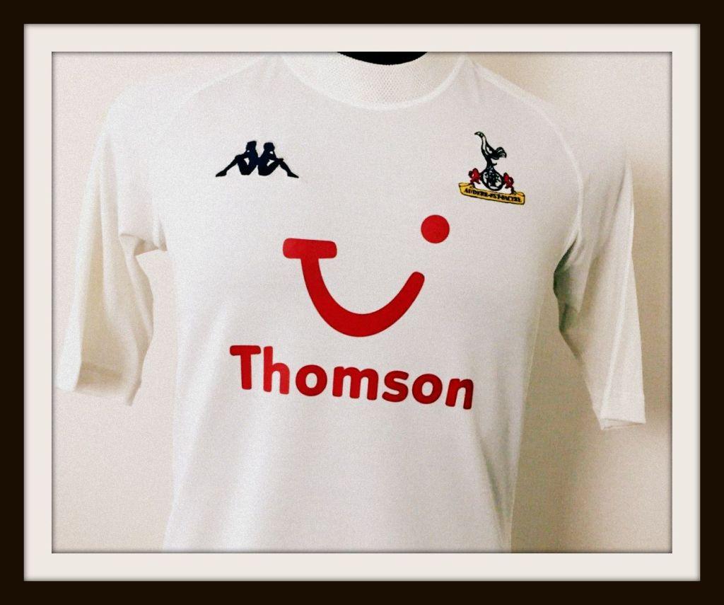 Tottenham Hotspur, Kappa, Shirt