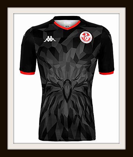 Tunisia, 3rd Shirt, Kappa