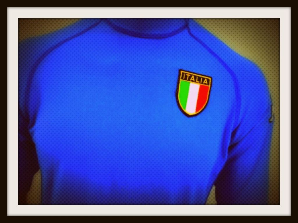 Italy, Kappa, Euro 2000, shirt