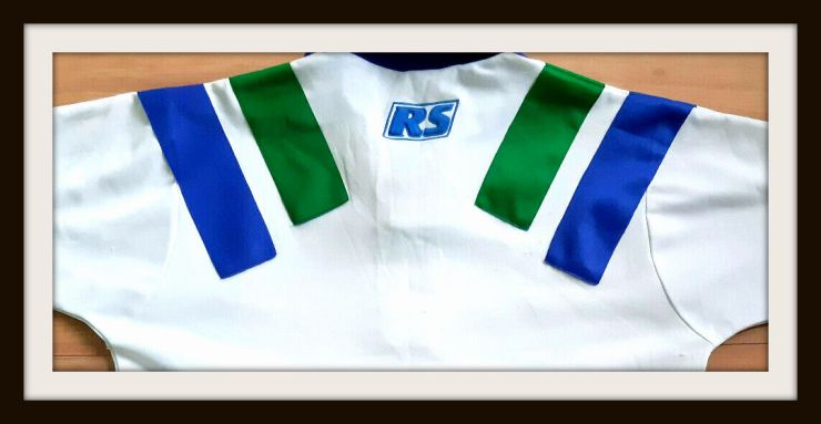 Tranmere Rovers, 1993-95, home shirt