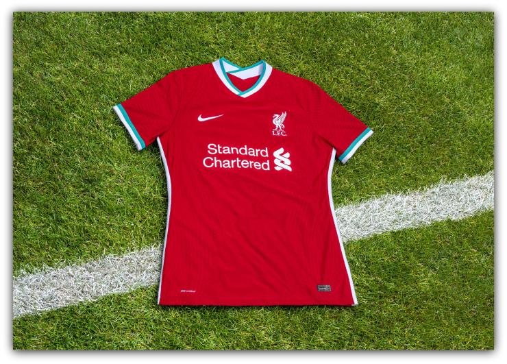 Liverpool, Nike, 2020-21