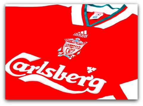 Liverpool, Adidas, 1993-95