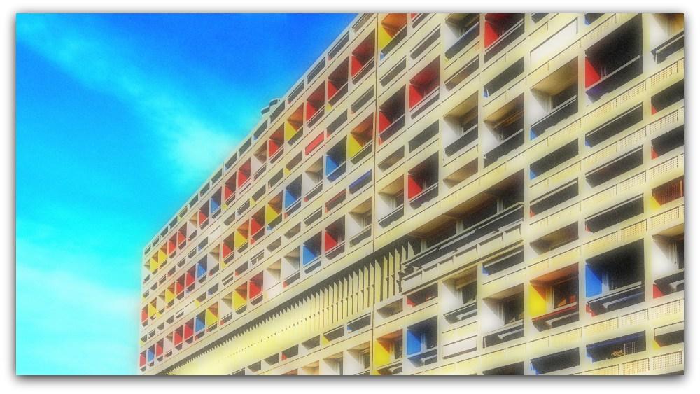 Marseille, Cite Radieuse, 2020-21, Puma