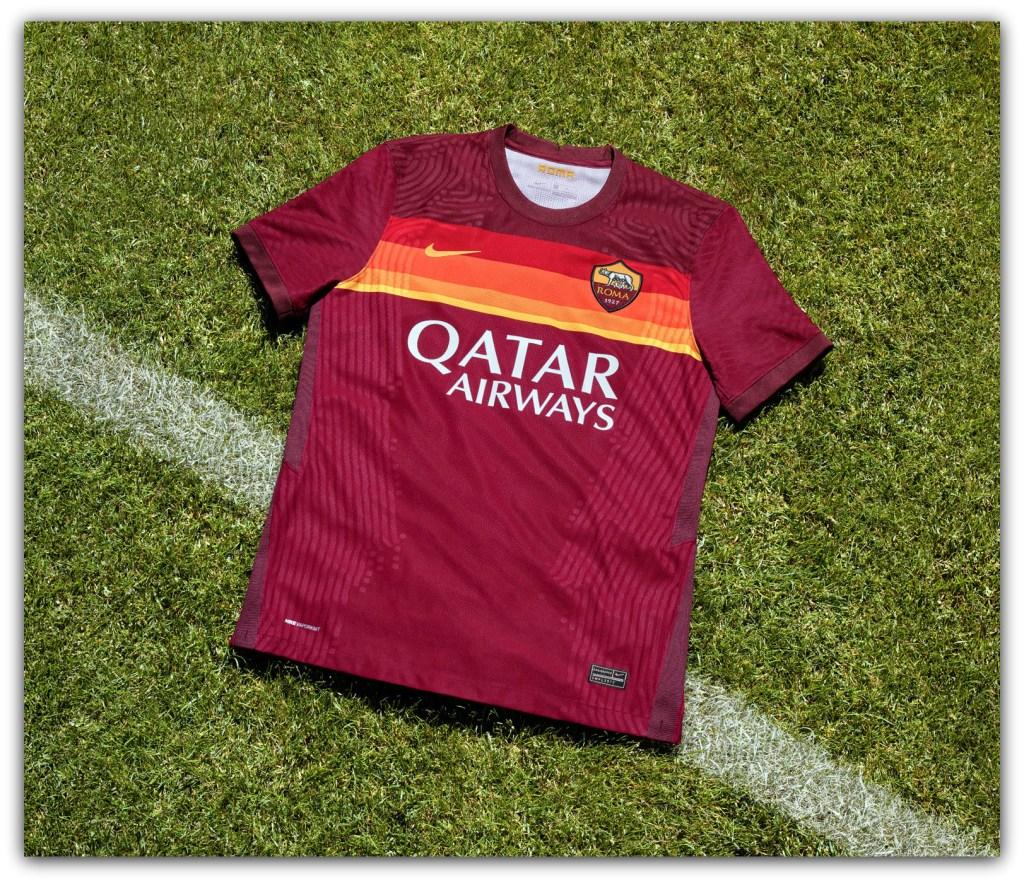 Nike, AS Roma, 2020-21